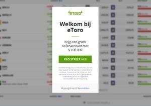 Aandelen kopen in Etoro